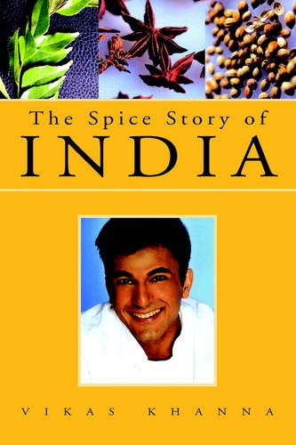 9781413494082: The Spice Story of India
