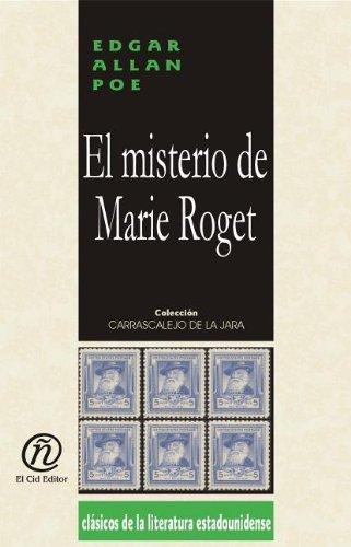 9781413519365: El misterio de Marie Roget
