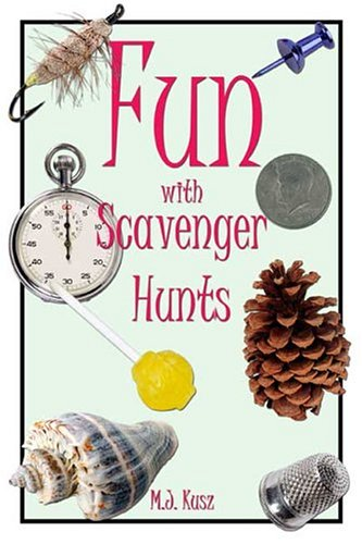 9781413739169: Fun With Scavenger Hunts