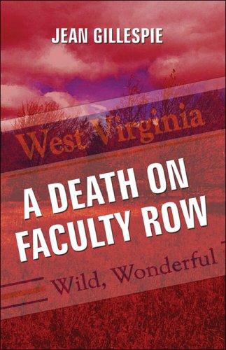 9781413757453: A Death on Faculty Row