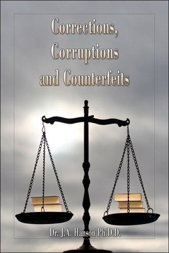 9781413791679: Corrections, Corruptions and Counterfeits