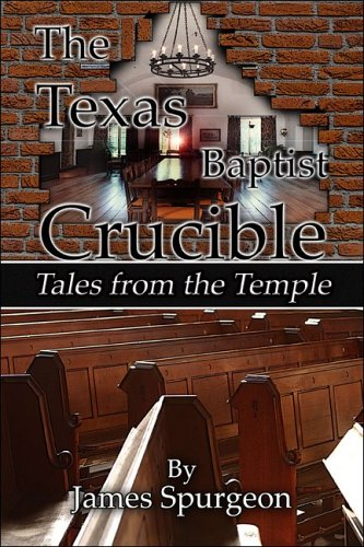 9781413796681: The Texas Baptist Crucible: Tales from the Temple