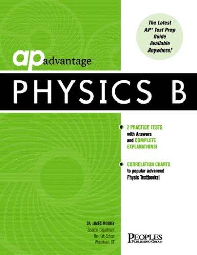 9781413804911: AP Advantage: Physics B