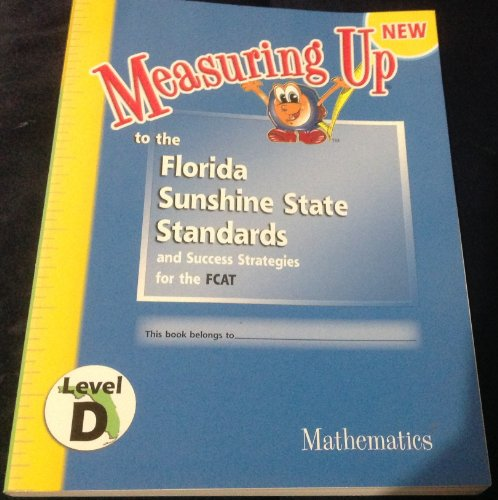 Measuring Up Level D Mathematics (To Florida: Peoples Publishing Group