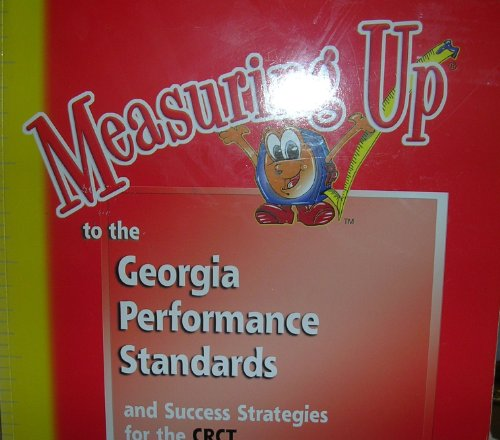 Measuring up to the Georgia Performance Standards: Georgia Advisory Panel