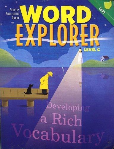 9781413811797: Word Explorer Level C Vocabulary Workbook Ohio (LEVEL C)