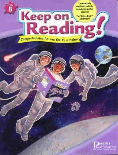 9781413836721: Keep on Reading! Comprehension Across the Curriculum Level B (Teacher Edition)