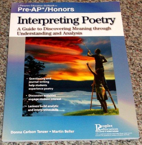 9781413894820: Interpreting Poetry (P)