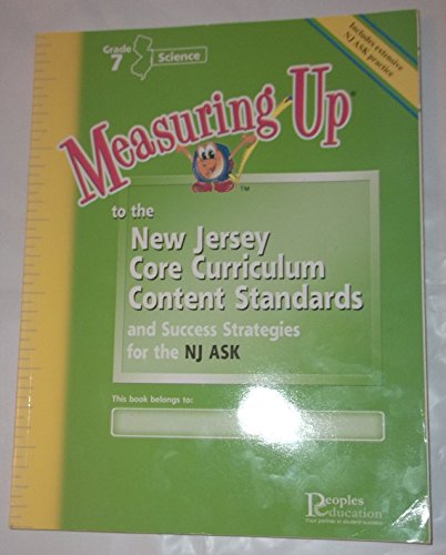 9781413897234: Measuring up for the NJ Ask - Grade 7 Science