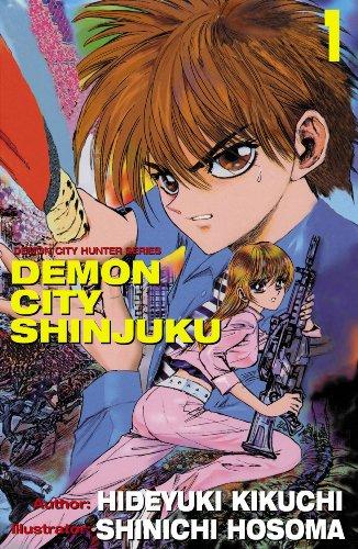 9781413900040: Demon City Shinjuku, Vol. 1 (Demon City Hunter)