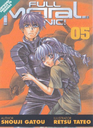 Full Metal Panic! Volume 5 (Full Metal Panic! (Novels))