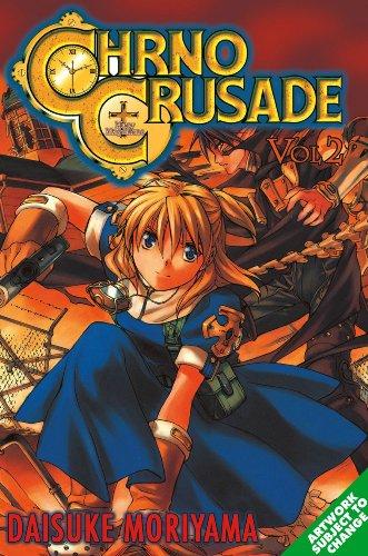 Chrono Crusade, Vol. 2: Moriyama, Daisuke