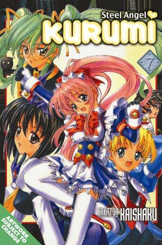 9781413901177: Steel Angel Kurumi Volume 7