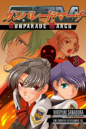 9781413901429: Gunparade March Volume 3 (v. 3)