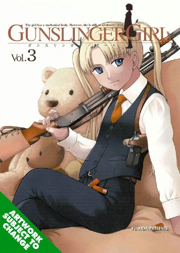 9781413902747: Gunslinger Girl, Vol. 3