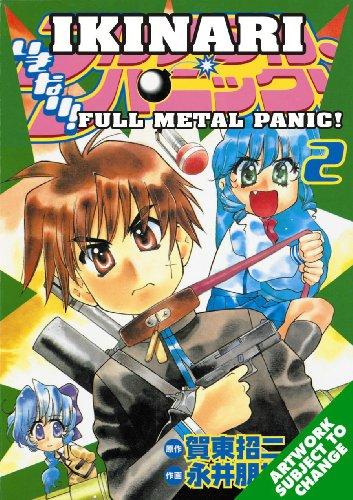 9781413903263: Full Metal Panic: OVERLOAD! Volume 2 (Full Metal Panic (Graphic Novels))