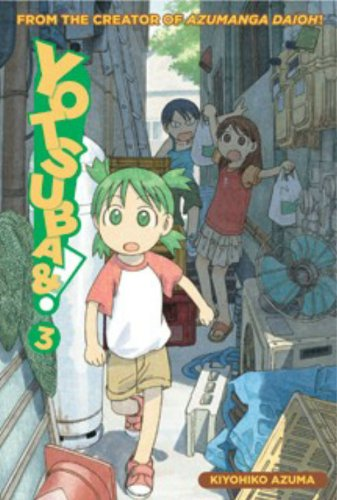 9781413903294: Yotsuba&! Volume 3 (Yotsubato (Graphic Novels)) (v. 3)