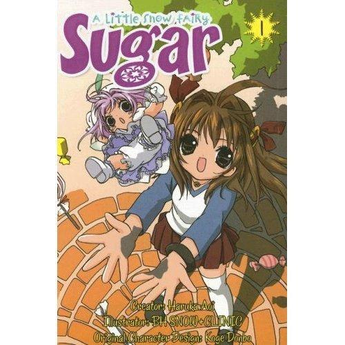 9781413903331: A Little Snow Fairy Sugar Volume 1 (v. 1)