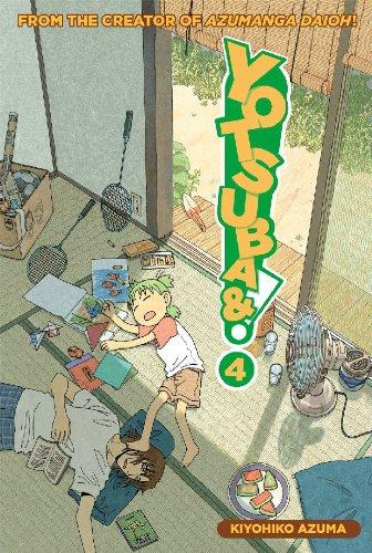 9781413903454: Yotsuba! 4