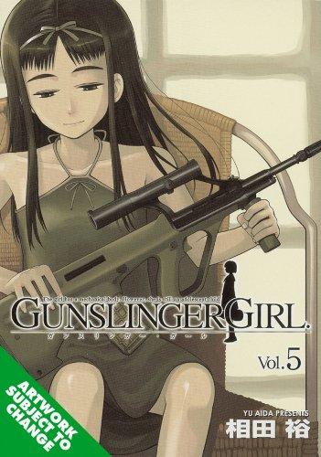 9781413903461: Gunslinger Girl, Vol. 5