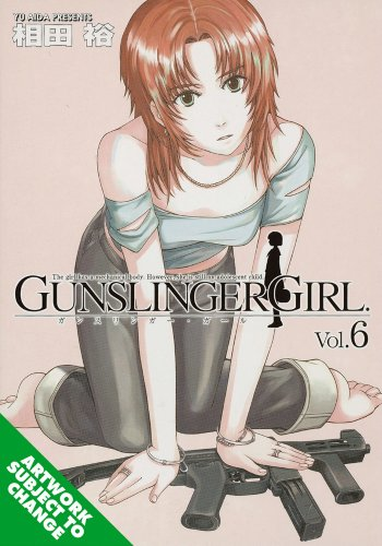 9781413903522: Gunslinger Girl, Vol. 6
