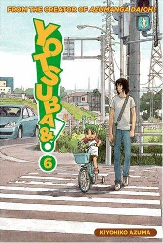 9781413903669: Yotsuba&!, Volume 6 (v. 6)