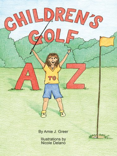 9781414032894: Children's Golf A To Z