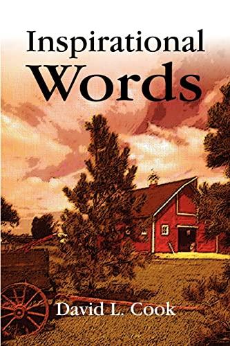Inspirational Words: Cook, David L.