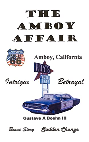9781414067315: THE AMBOY AFFAIR