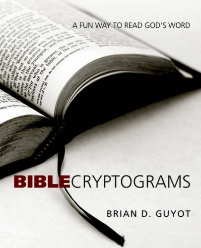 Bible Cryptograms: Guyot, Brian