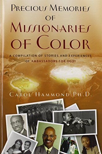 9781414109817: Precious Memories of Missionaries of Color