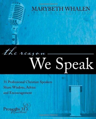 The Reason We Speak: Whalen, Marybeth