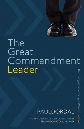 The Great Commandment Leader - Dordal, Paul