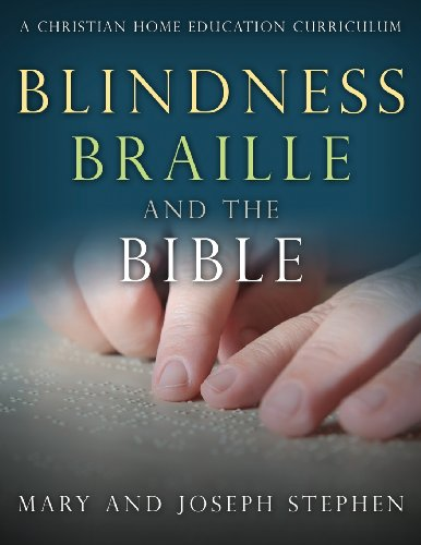 9781414119847: Blindness, Braille, and the Bible