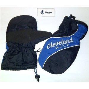 9781414155753: Cleveland Golf - Guantes mitón manopla de invierno (Par)
