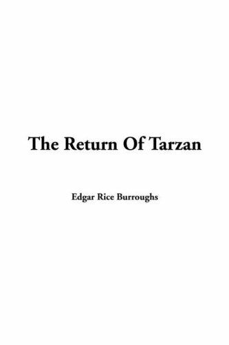 The Return of Tarzan (1414207492) by Edgar Rice Burroughs