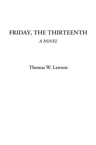9781414231617: Friday, the Thirteenth (A Novel)