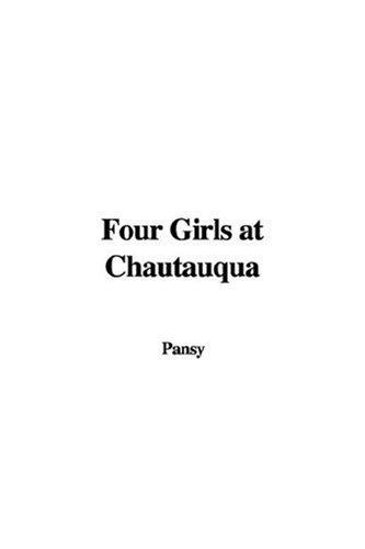 Four Girls at Chautauqua: Pansy