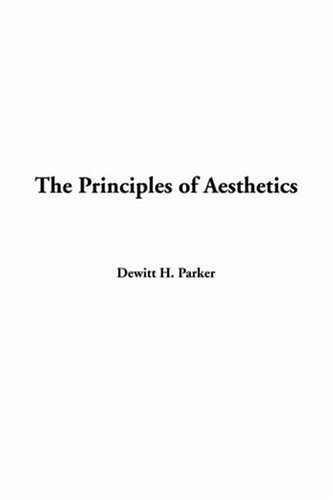 9781414247144: Principles of Aesthetics, The