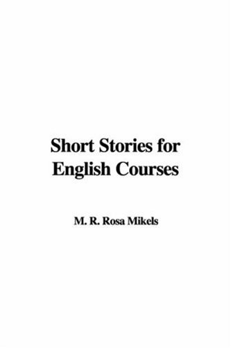 9781414255002: Short Stories for English Courses
