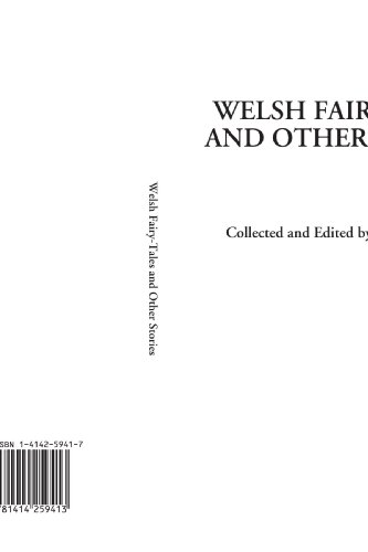 9781414259413: Welsh Fairy-Tales and Other Stories