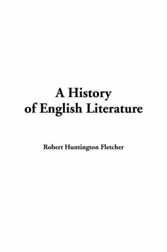 9781414260334: A History of English Literature