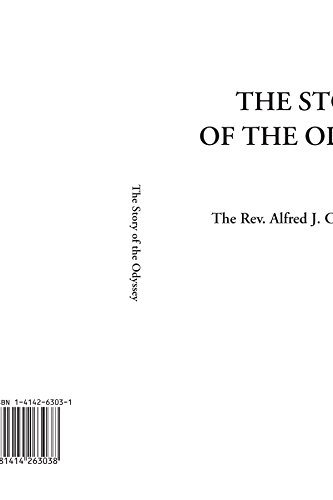 9781414263038: The Story of the Odyssey