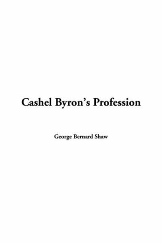 9781414265292: Cashel Byron's Profession