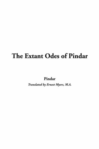 9781414287584: The Extant Odes Of Pindar