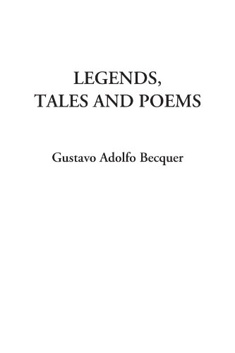 9781414289151: Legends, Tales and Poems