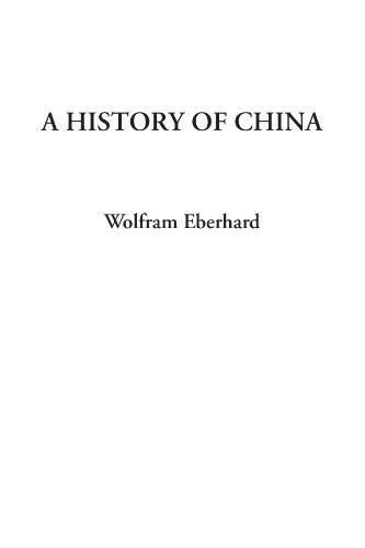 9781414294872: A History of China
