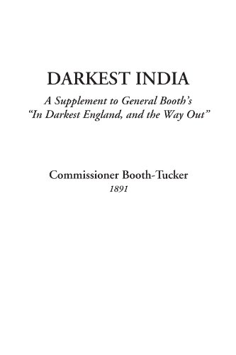 9781414297873: Darkest India (A Supplement to General Booth's