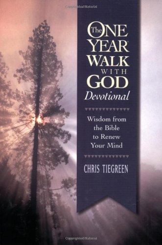 9781414300566: One Year Walk With God Devotional
