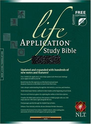 9781414300825: Life Application Study Bible NLT (Life Application Study Bible: New Living Translation-2)